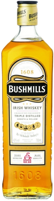 Bushmills Original Irish Whiskey 1L