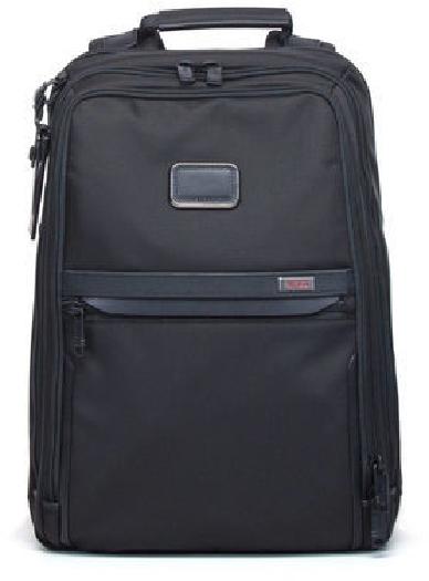 Tumi ALPHA 3 Men`s Backpack, Black 02603581D31041