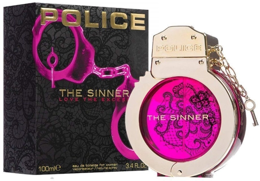 Police The Sinner 100ml