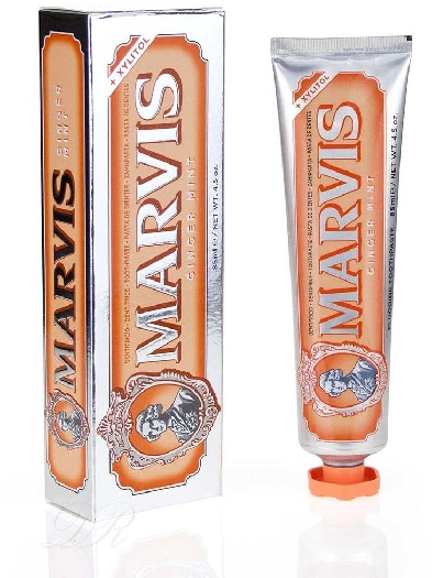 MARVIS Toothpaste Ginger Mint 85ml