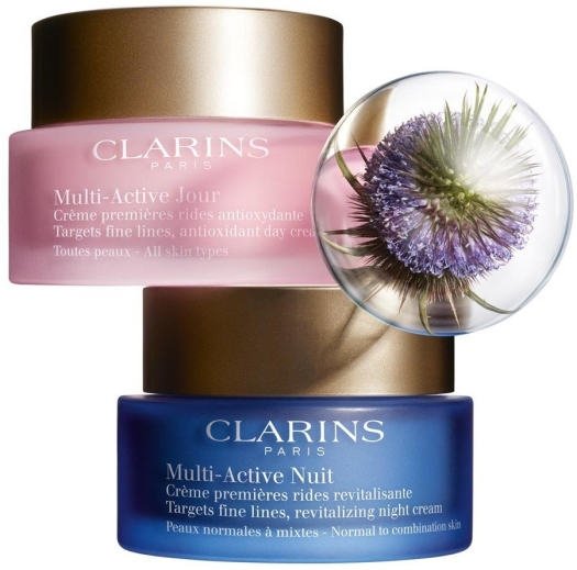 Clarins Multi Active Partners Set