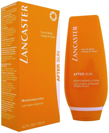 Lancaster Suncare for Men After Sun Face&Body 125ml