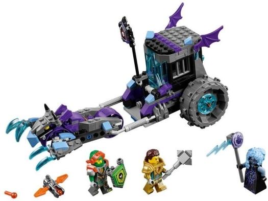 LEGO Nexo Knights Ruina's Lock&Roller
