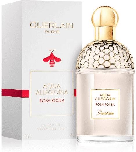 Guerlain Aqua Allegoria Rosa Rossa 125ml