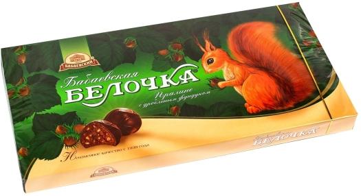 Babaevsky Sweets Babaevskaya Belochka