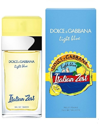 Dolce&Gabbana Light Blue Italian Zest Pour Femme EdT 100ml