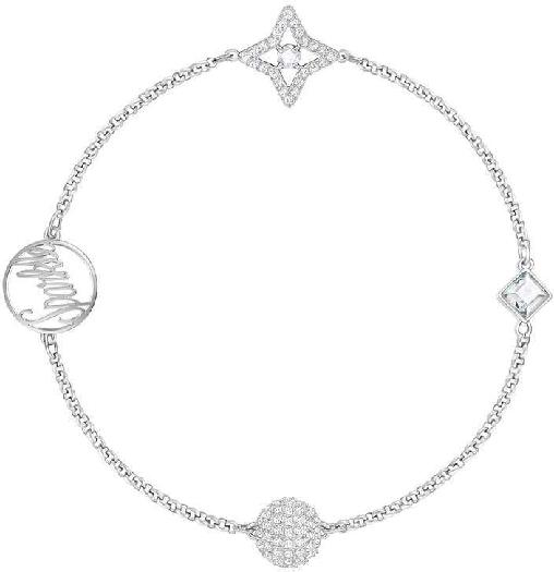 Swarovski Remix Collection Star Strand Bracelet
