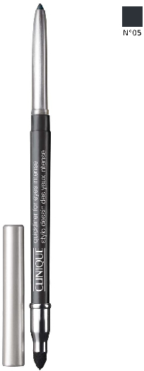Clinique Quickliner for Eyes intense N° 05 Intense Charcoal