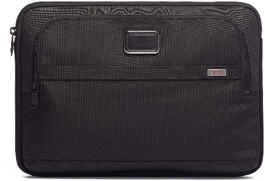 Tumi Alpha 3 Large Black Laptop Cover