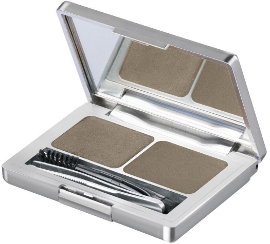 L'Oreal Paris Brown Artist Eyebrow Shadow Genius Kit N02 4g