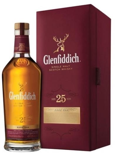 Glenfiddich 25 YO 43% 0.7L