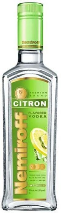 Nemiroff Lemon 40% 1L