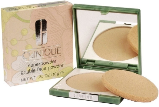 Clinique Superpowder Double Face Powder N07 Matte Neutral 10g