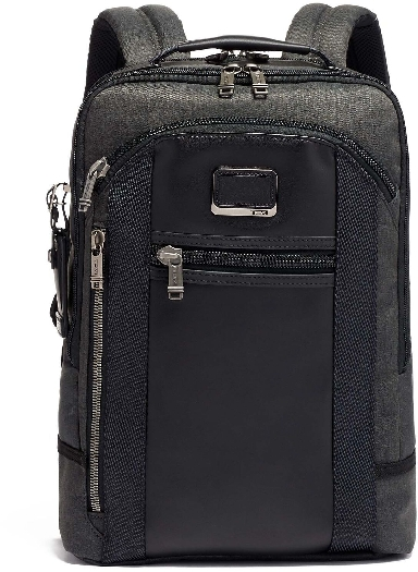 Tumi ALPHA BRAVO Davis Backpack, Graphite 103315
