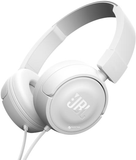 JBL T450 White