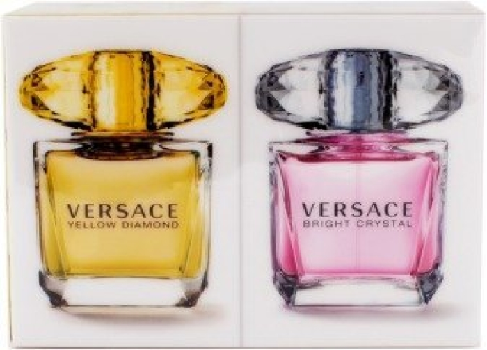 Eau de Toilette Perfume collection Versace 2 bottles (30ml each)