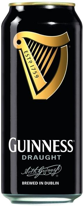 Classical Guinness Dark Beer 0.44L