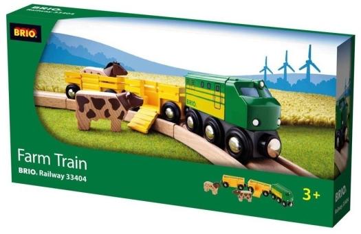 BRIO Farm Train