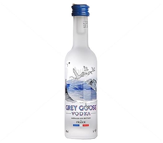 Grey Goose Vodka 40% 0.05L