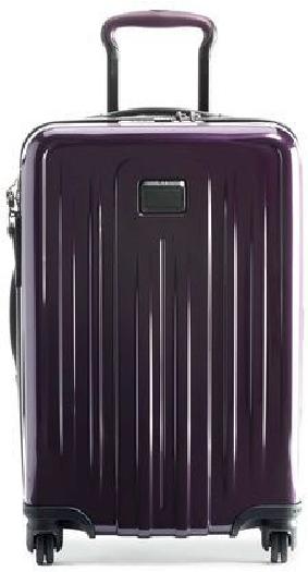 Tumi V4 Unisex Suitcase, Violet 022804060BB41087