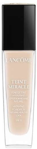 Lancome Teint Miracle Liquid foundation N° 010 Beige porcelaine 30ML