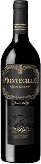 Montecillo Gran Reserva Rioja 0.75L