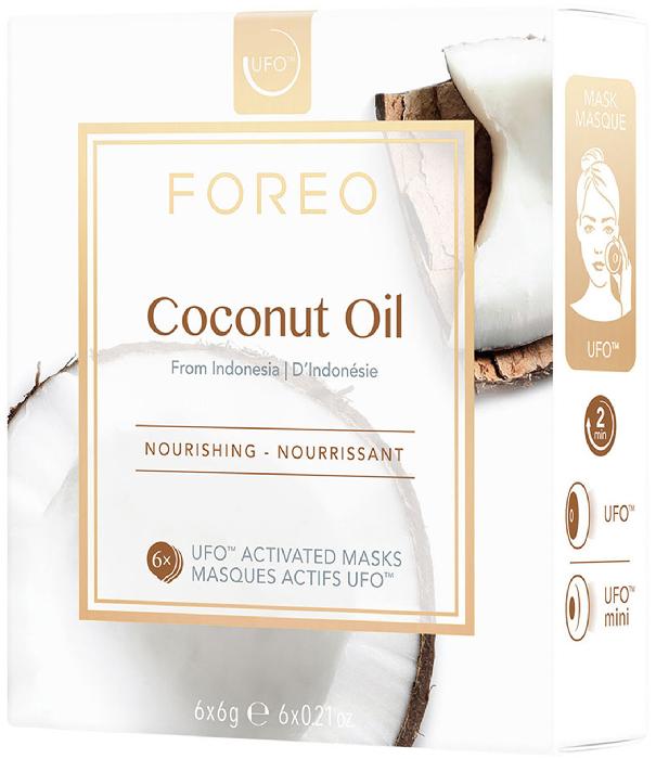 Foreo UFO Mask Coconut Oil deep nourishing