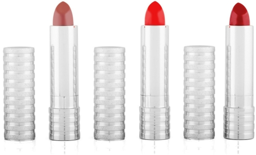 Clinique Long Last Lipstick Set 3x4g