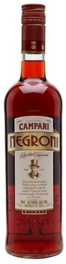 Campari Negroni 1L