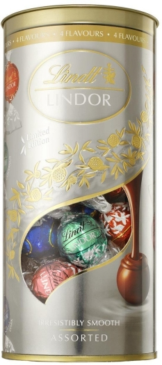 Lindt Lindor Flavour Edition of the Year 400g