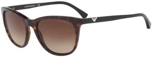 Armani EMPORIO ARMANI Essential Leisure women's sunglasses