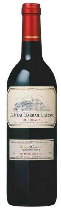 Barton&Guestier Chateau Barrail Lausac 12.5% 0.75L