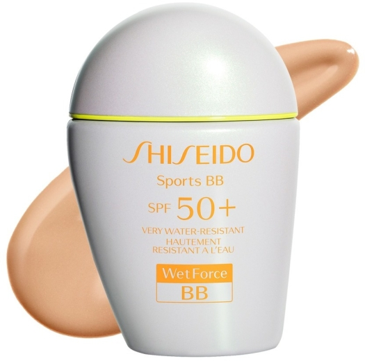 Shiseido Global Sun Care BB For Sports Contouring Powder Medium SPF50+ 30ml