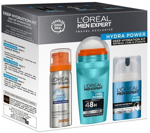 L'Oreal Paris Hydra Power Set