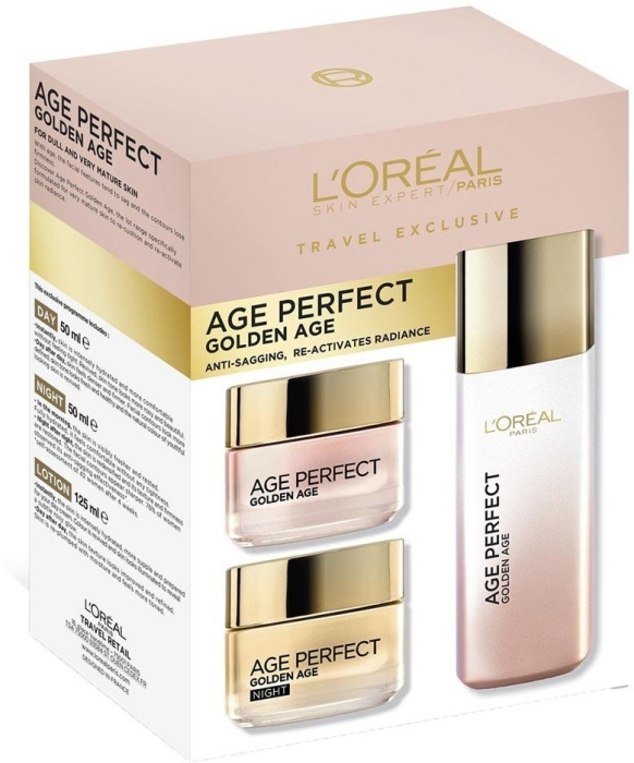 L'Oreal Age Perfect Golden Age Set