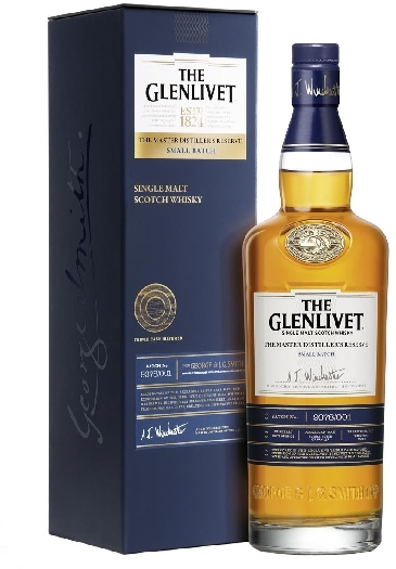 The Glenlivet Master Distiller's Reserve Small Batch 1L