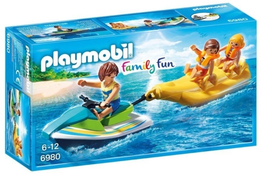 Playmobil Personal Watercraft With Banana Boat