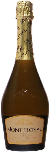 Mont Royal White Sparkling Wine 0.75L