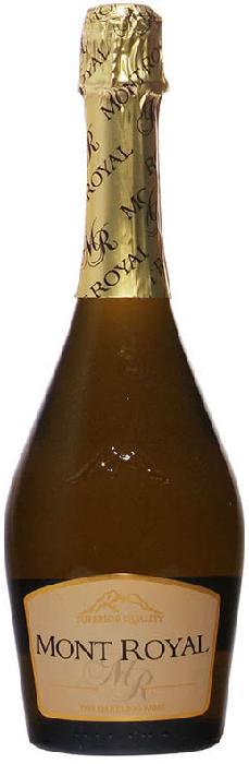 Mont Royal White Sparkling Wine 0.75L