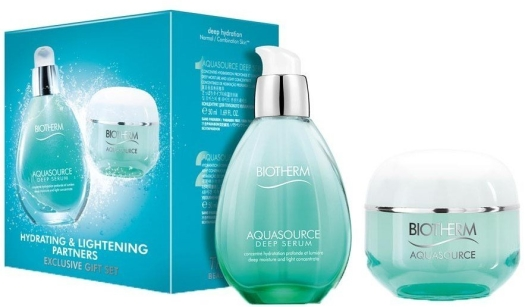 Biotherm Aquasource Normal Skin Set 2x50ml