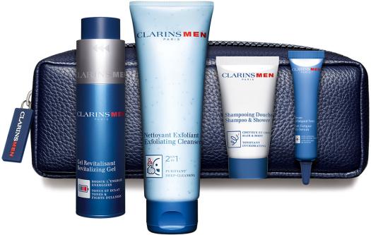Clarins Men Skincare Set