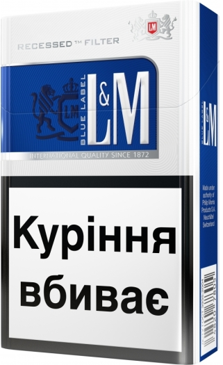 L&M Blue Label Pack