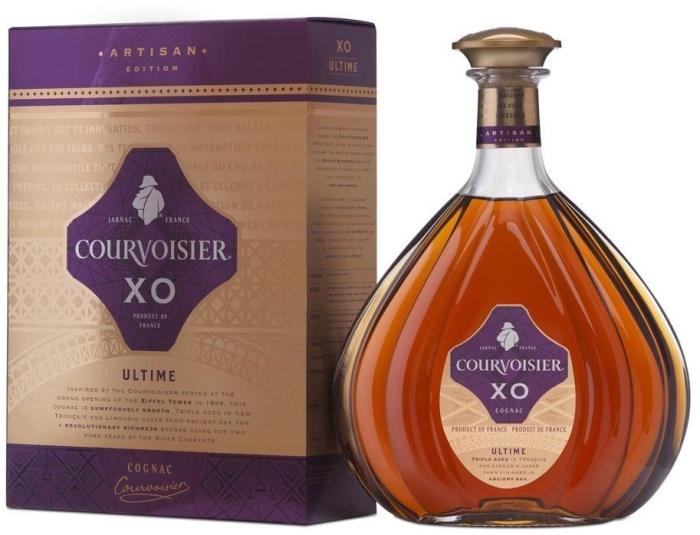 Courvoisier Artisan VSOP 40% 0.7L