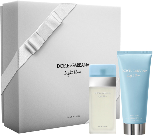 Dolce&Gabbana Light Blue Set EdT 50ml + 100ml