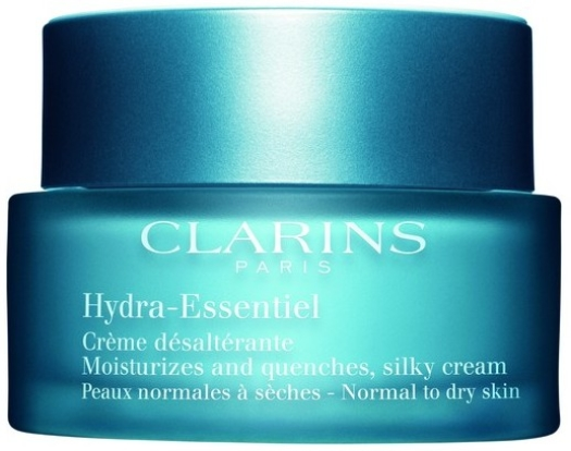 Clarins Hydra Essentiel Silky Cream - Normal To Dry Skin 50ml