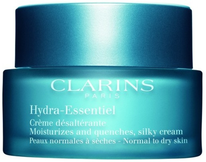 Clarins Hydra Essentiel Silky Cream Normal To Dry Skin 50ml