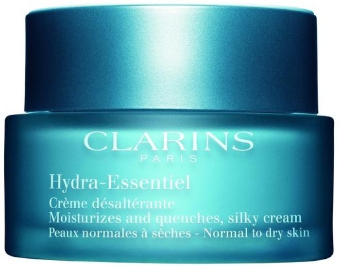 Clarins Hydra Essentiel Silky Cream Normal To Dry Skin 50ml