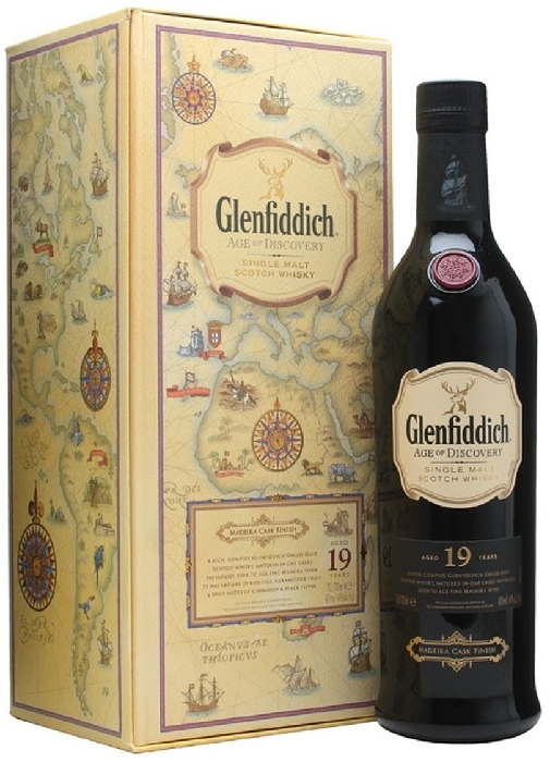 Glenfiddich Age of Discovery 19 Year Old 40% 700ml