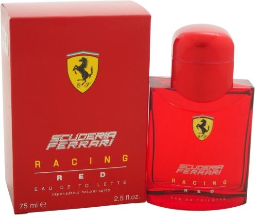 Ferrari Scuderia Racing Red EdT 75ml