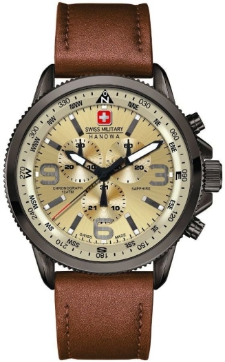 Swiss Military Hanowa 6-4224.04.030 Men's Watch